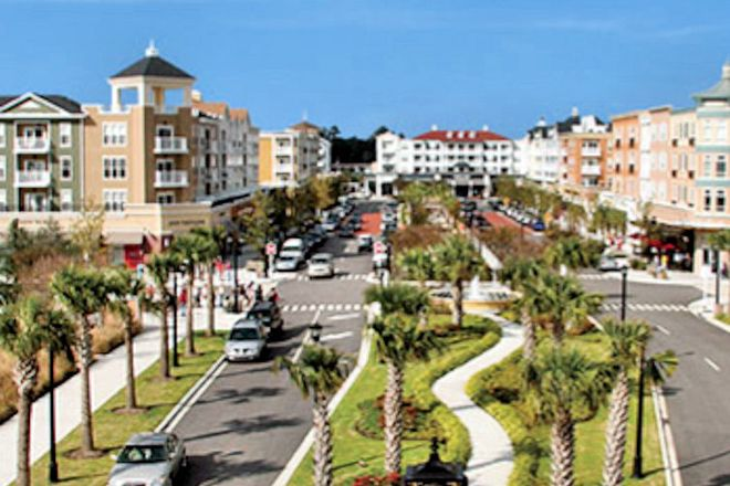 The Market Common, Myrtle Beach, United States