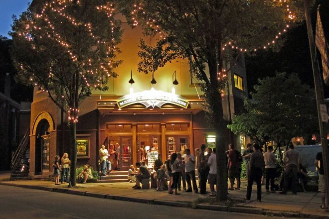 The Mauch Chunk Opera House, Jim Thorpe, United States
