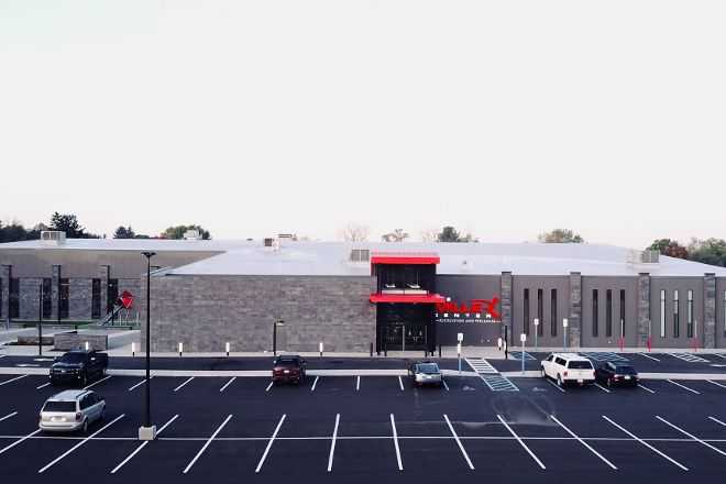 The Miller Center for Recreation and Wellness, Lewisburg, United States