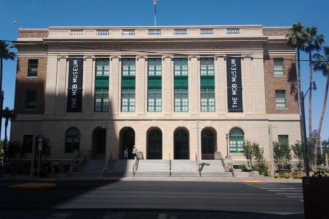 The Mob Museum, Las Vegas, United States