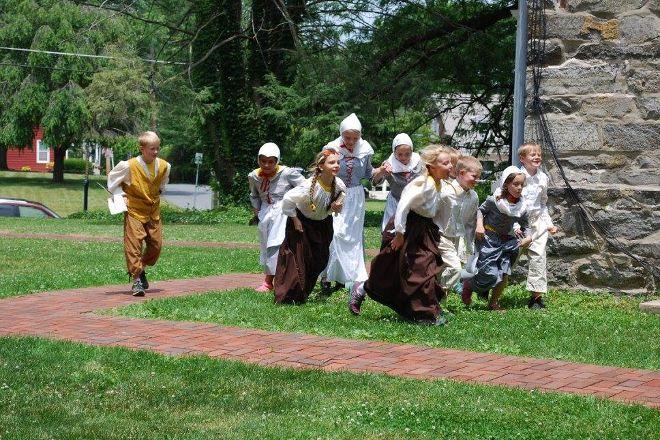 The Moravian Historical Society, Nazareth, United States