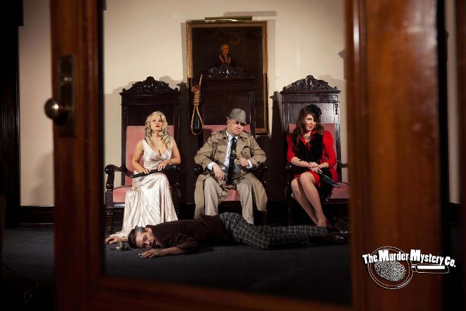 The Murder Mystery Company in Charlotte, Charlotte, United States