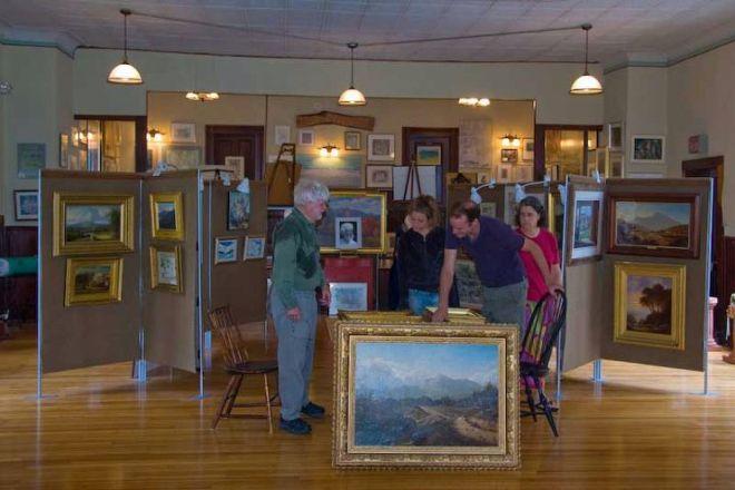 The Museum of White Mountain Art at Jackson, Jackson, United States