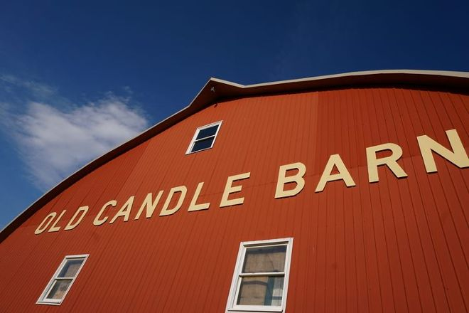The Old Candle Barn, Intercourse, United States
