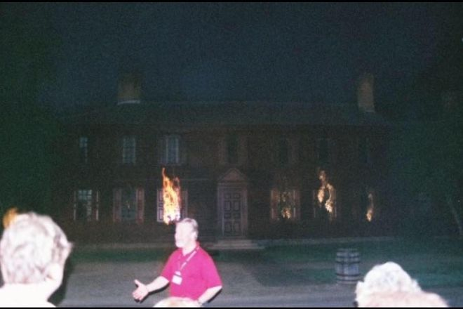The Original Ghost Tour, Williamsburg, United States