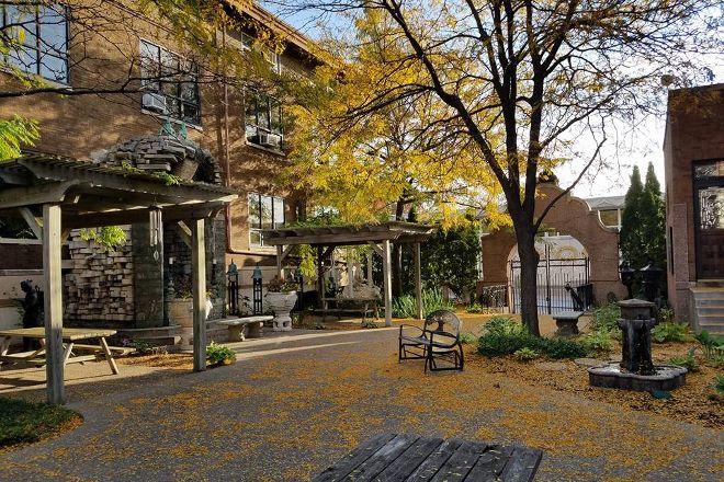 The Palmer Family Residence, Davenport, United States