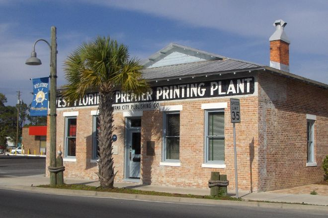 The Panama City Publishing Company Museum & Visitor Center, Panama City, United States