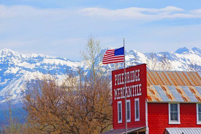 The Polebridge Mercantile, Polebridge, United States