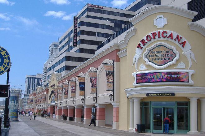 The Quarter at Tropicana, Atlantic City, United States