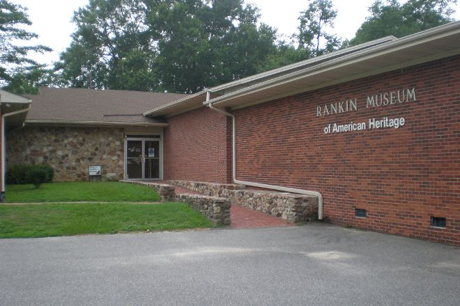 The Rankin Museum of American Heritage, Ellerbe, United States
