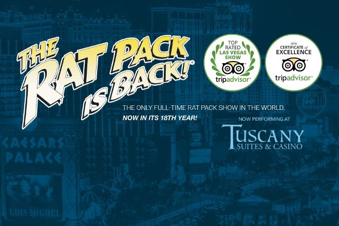 The Rat Pack is Back, Las Vegas, United States