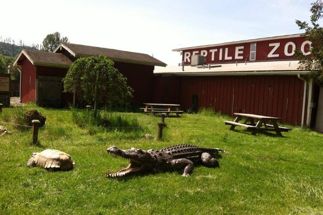 The Reptile Zoo, Monroe, United States