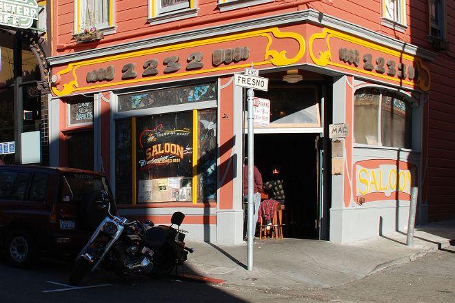The Saloon, San Francisco, United States