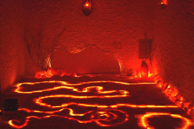 The Salt Spa of Asheville and Himalayan Salt Cave Sanctuary, Asheville, United States