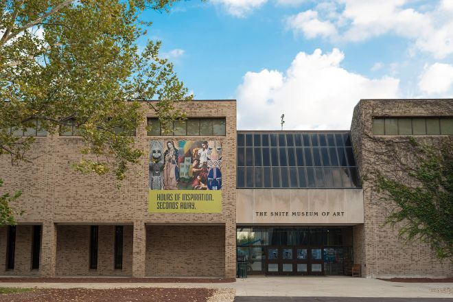 The Snite Museum of Art, South Bend, United States