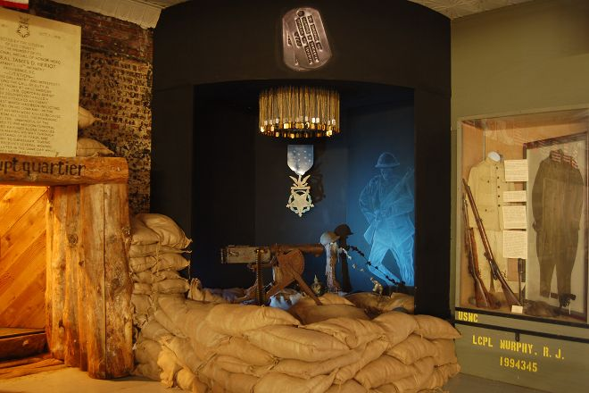 The South Carolina Cotton Museum, Bishopville, United States