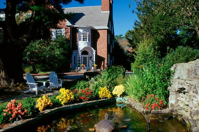The Spa at Norwich Inn, Norwich, United States