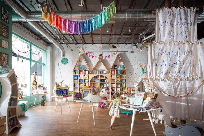 The Story Shop, Monroe, United States