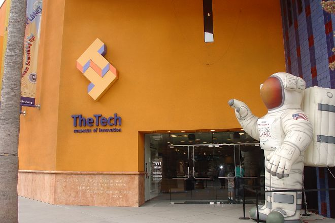 The Tech Interactive, San Jose, United States