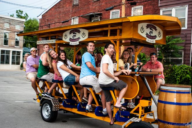 The Thirsty Pedaler, Louisville, United States