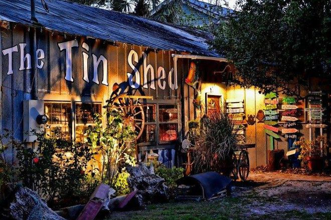 The Tin Shed, Apalachicola, United States
