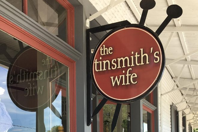 The Tinsmith's Wife, Comfort, United States