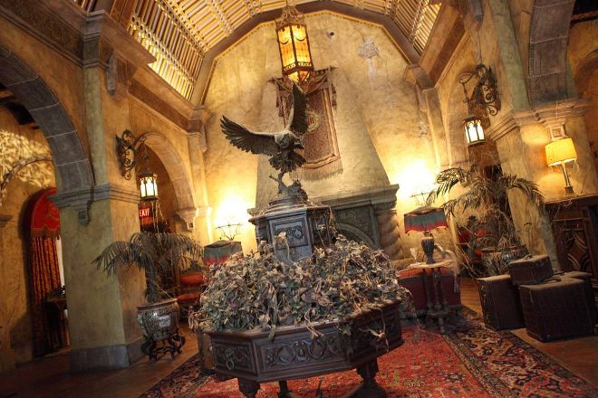 The Twilight Zone Tower of Terror, Orlando, United States