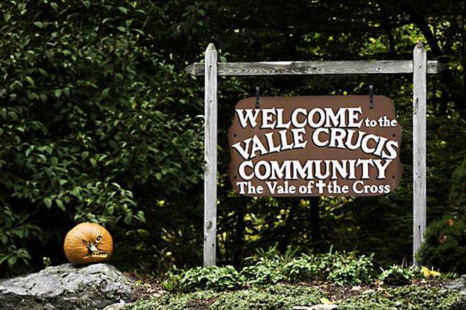 The Valle Crucis Community Park, Valle Crucis, United States