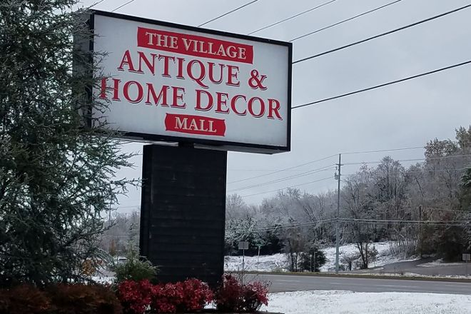 The Village Antique & Home Decor Mall, Sevierville, United States