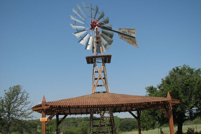 The Windmill Farm, Tolar, United States