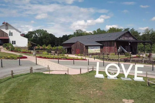The Winery at Bull Run, Centreville, United States