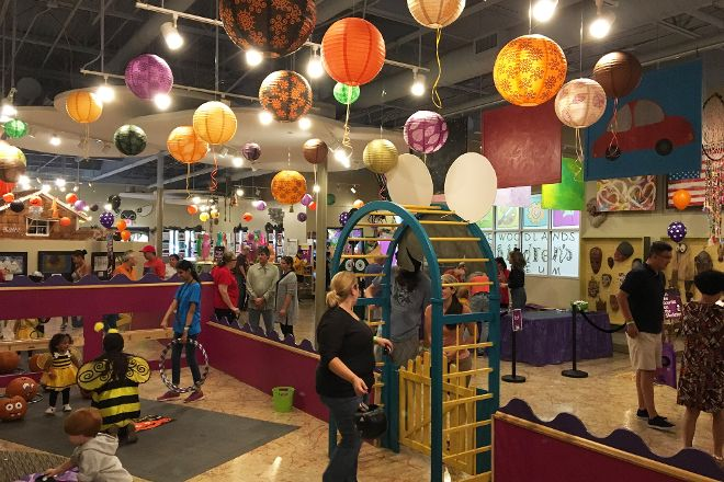 The Woodlands Children's Museum, The Woodlands, United States