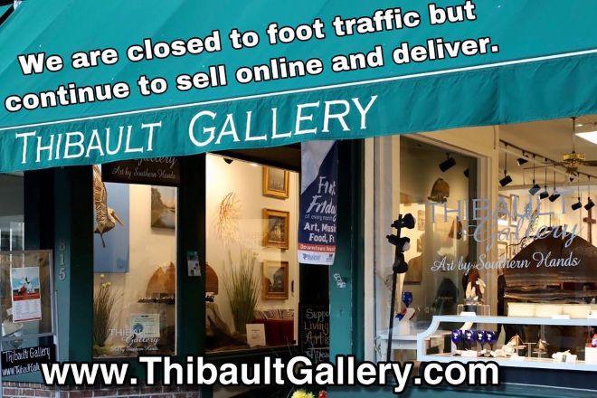 Thibault Gallery, Beaufort, United States