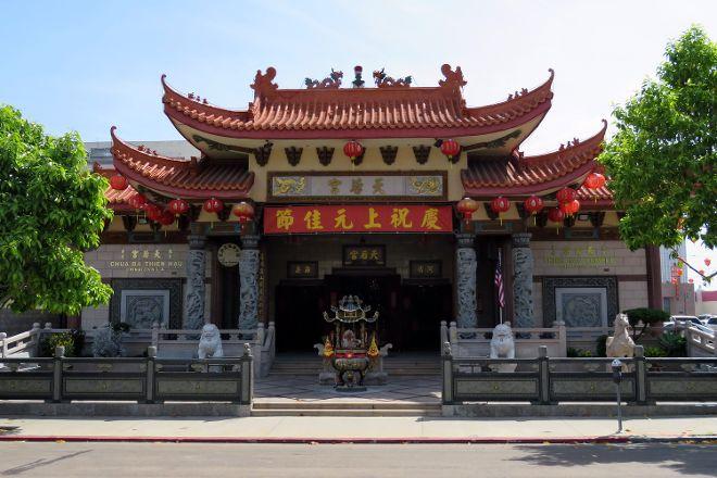 Thien Hau Temple, Los Angeles, United States