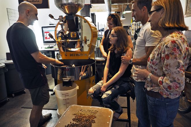 Third Wave Coffee Tours, Portland, United States