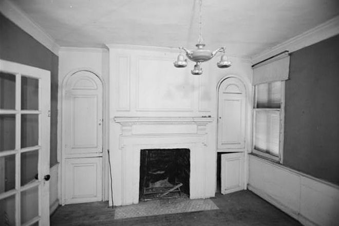 Thomas Elfe House, Charleston, United States