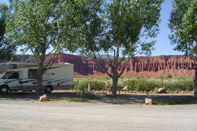 Thousand Lakes RV Park, Torrey, United States