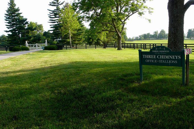 Three Chimneys Farm, Versailles, United States