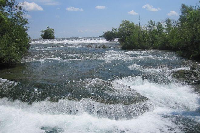 Three Sisters Island, Niagara Falls, United States