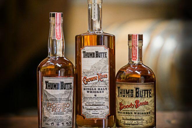 Thumb Butte Distillery, Prescott, United States