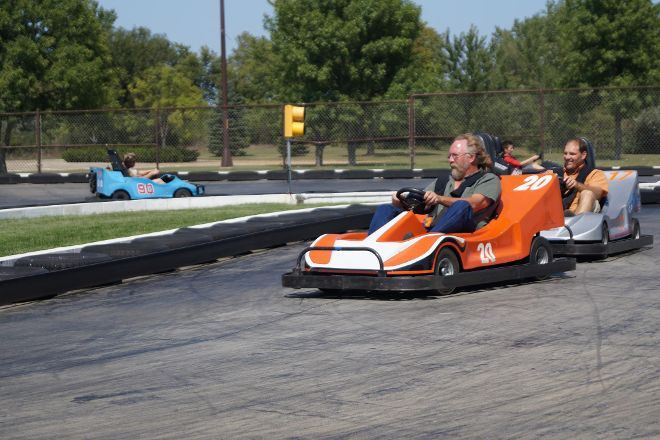 Thunder Road Family Fun Park, Sioux Falls, United States