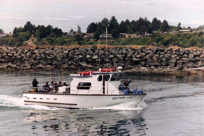 Tidewind Sportfishing, Brookings, United States
