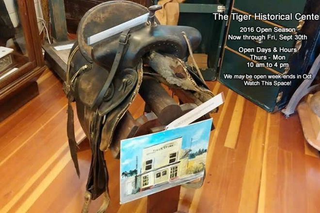 Tiger Historical Center & Museum, Ione, United States