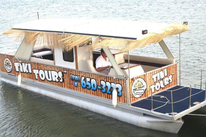 Tiki Tours, Surf City, United States