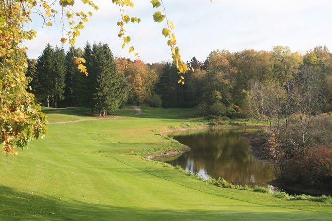 Timber Ridge Golf Course, East Lansing, United States