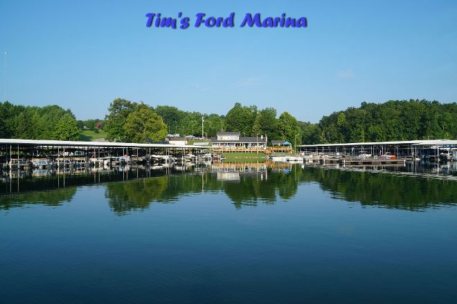 Tim's Ford Marina, Winchester, United States