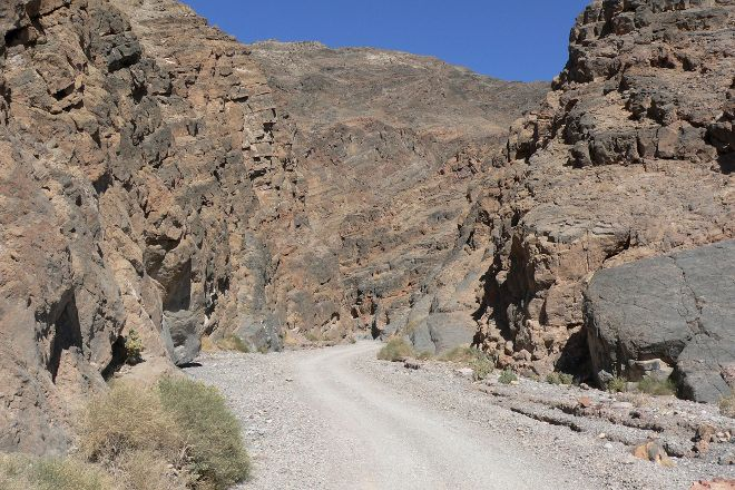 Titus Canyon, Death Valley National Park, United States