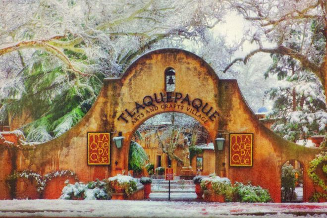 Tlaquepaque Arts & Shopping Village, Sedona, United States