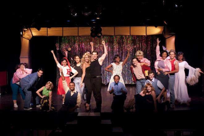 Toby's Dinner Theatre, Columbia, United States