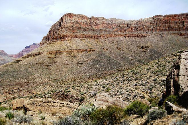 Tonto Trail, Grand Canyon National Park, United States